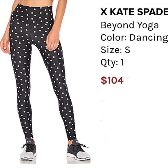 efcb181dd39de Beyond Yoga x Kate Spade Madison Tuxedo Leggings. M_5a9c4f5d2c705d767e53e9d3